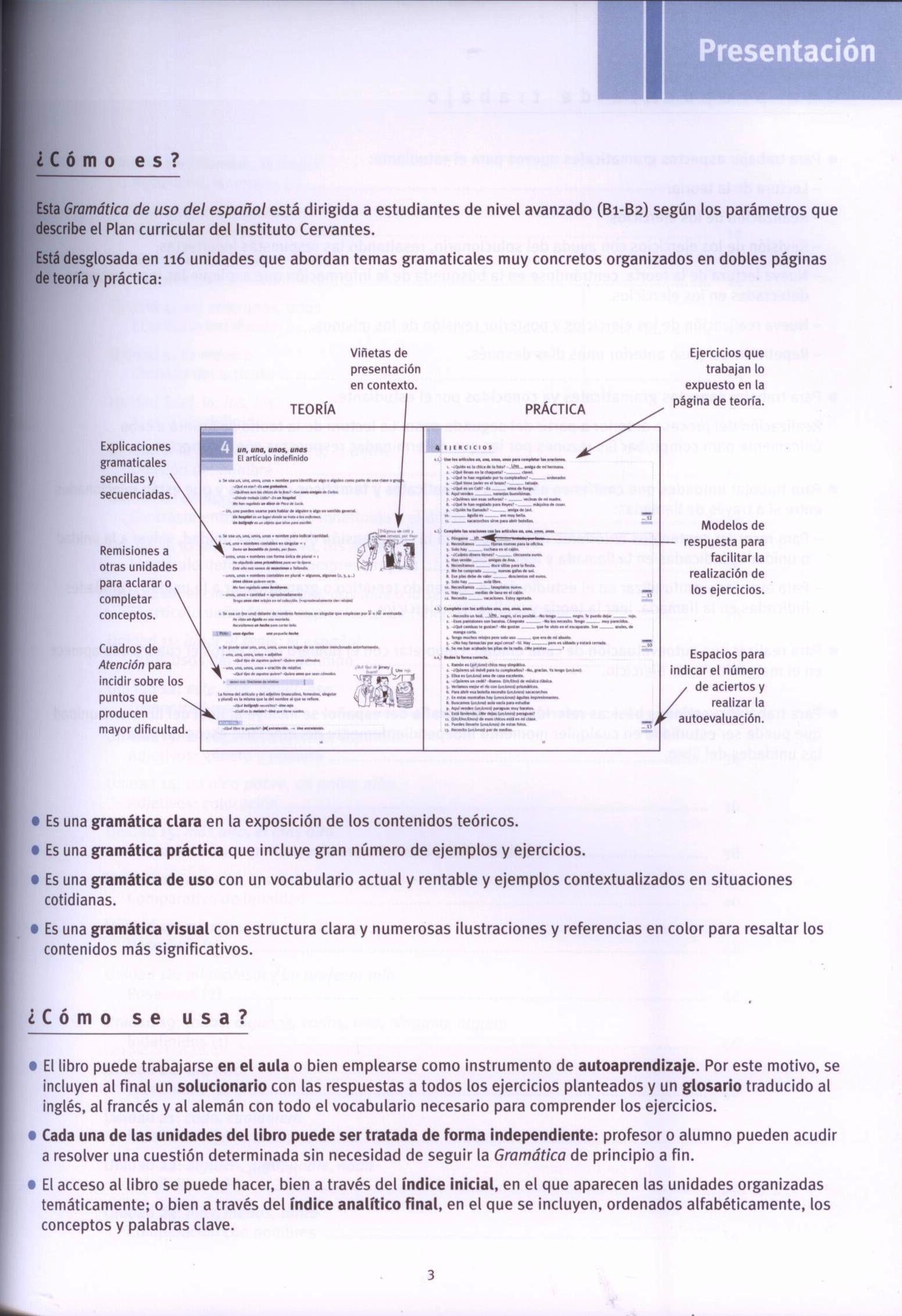 Alonso r. Gramática básica del estudiante de español [pdf] все.